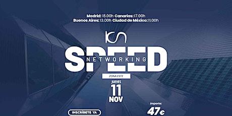 KCN Speed Networking Online Zona Este 11 NOV entradas