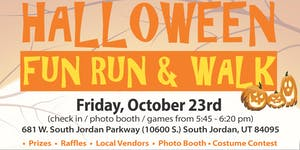 "Lolë ""Halloween Family Fun Run/Walk"" 5K & 1 Mile (FREE..."