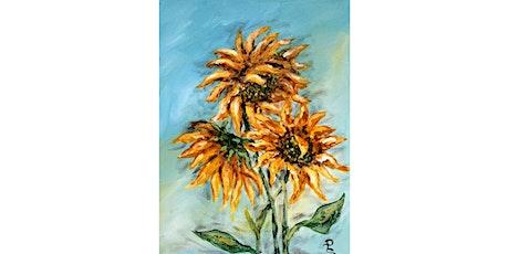 "Nectar at Kendall Yards, SPOKANE - ""Three Sunflowers"" tickets"
