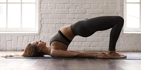 Virtual Pilates for Pelvic Health tickets