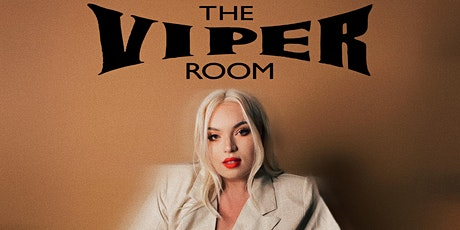 Vee Nelson LIVE at the Viper Room Acoustic Lounge tickets