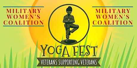 Veterans Day Yoga Fest tickets