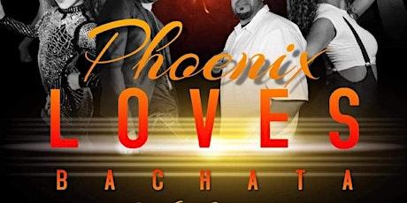 Phoenix Love's Bachata tickets