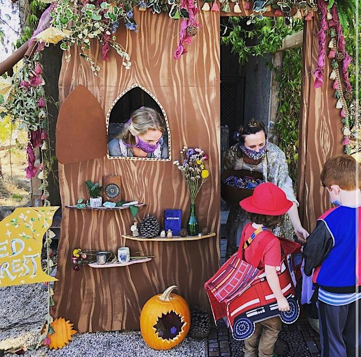 Fairview Gardens Halloween Door Dash image