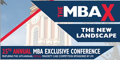 25th Annual MBA Exclusive Conference & Case Competition tickets