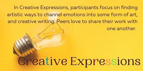 Get creative - Learn to express yourself through word and art tickets