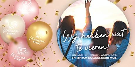 Women Event: Wij hebben wat te vieren! tickets