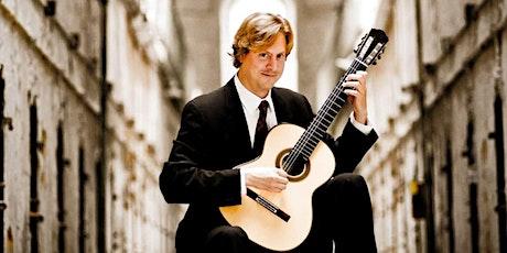 Concert with Conversation: Jason Vieaux, Guitar tickets