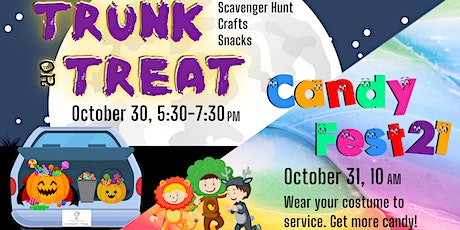 Trunk or Treat & CandyFest 21 tickets