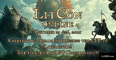 LitCon 2021 tickets