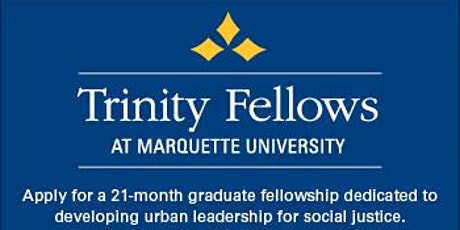 Trinity Fellows Info Session tickets