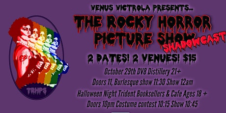 Boulder's Rocky Horror Picture Show Shadowcast - 21+ Screening tickets