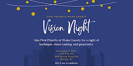 Vision Night tickets