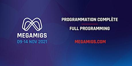 MEGAMIGS 2021 ingressos