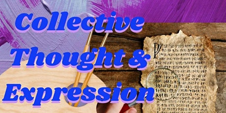 (Virtual) Collective Thought and Expression for Recovery, all are welcome! tickets