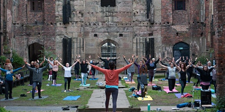 Move  and Breathe Yoga tickets
