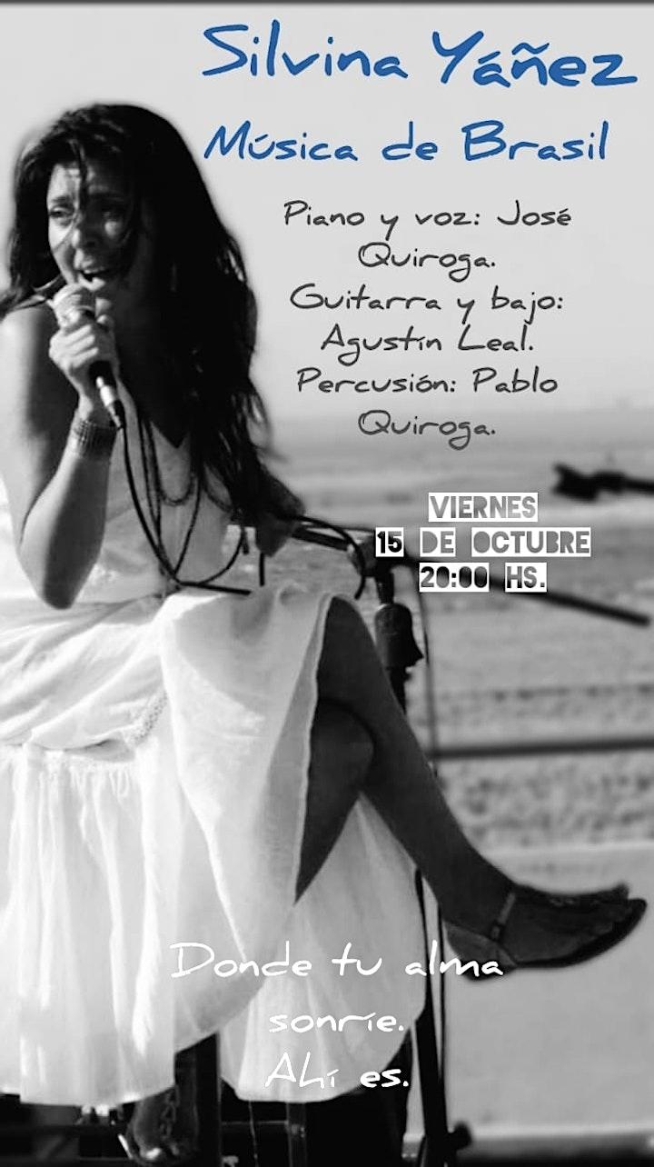Silvina Yáñez, música de Brasil image