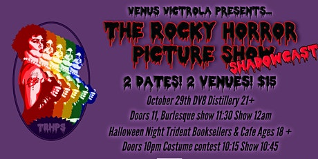 Boulder's Rocky Horror Picture Show Shadowcast -18+ Screening tickets