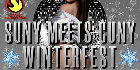 SUNY MEETS CUNY WINTERFEST tickets