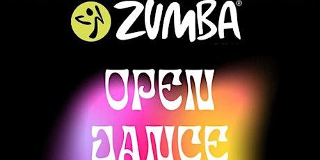 Open Dance Floor Night & Zumba Wear Resell tickets