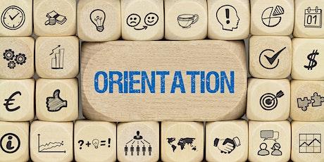 New Volunteer Orientation (Online Event) tickets