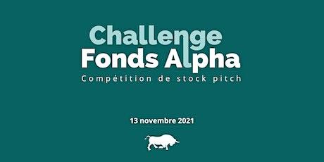 Challenge Fonds Alpha billets