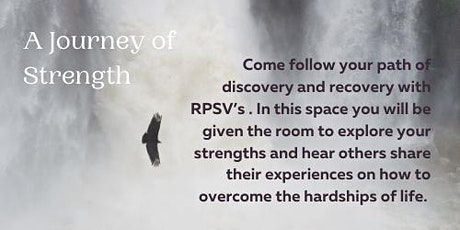 A Journey of Strength - a free virtual support group. All are welcome! tickets