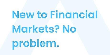 Beginners Masterclass to Financial Markets tickets