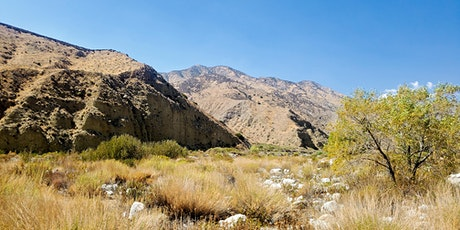 Whitewater Preserve Volunteer Day tickets