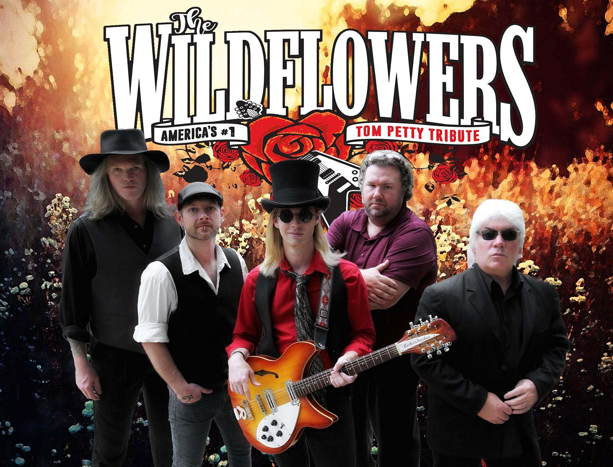 The Wildflowers – A Tribute to Tom Petty & the Heartbreakers