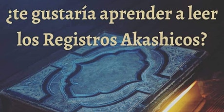 Curso Registros Akashicos (Nivel I) entradas