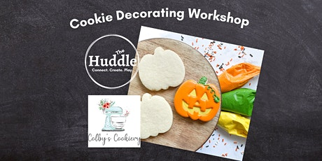 Cookie Decorating Workshop tickets