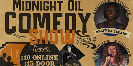 Midnight Oil Comedy Show tickets