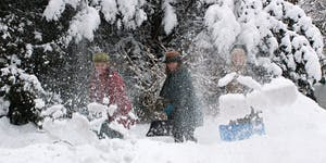 Songs For the Snowy Season - Folkway's 9th Annual...