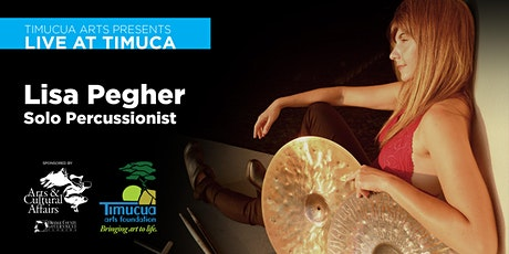 Live at Timucua: Lisa Pegher (Live Stream) tickets