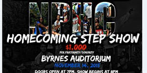 Winthrop University Homecoming Step Show