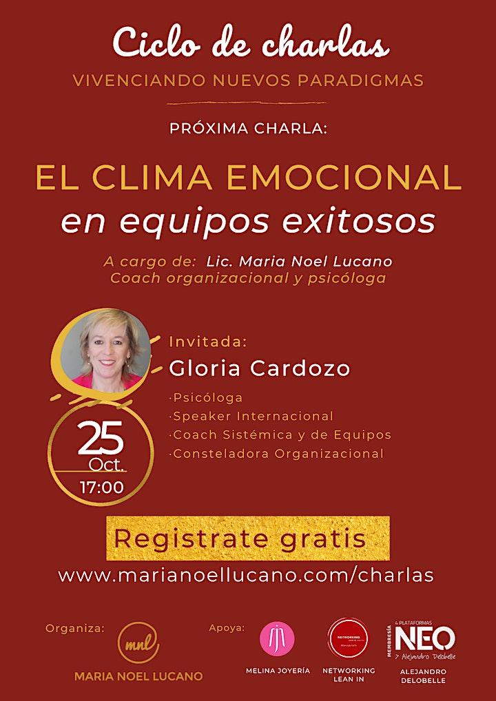 Imagen de EL CLIMA EMOCIONAL EN EQUIPOS  EXITOSOS