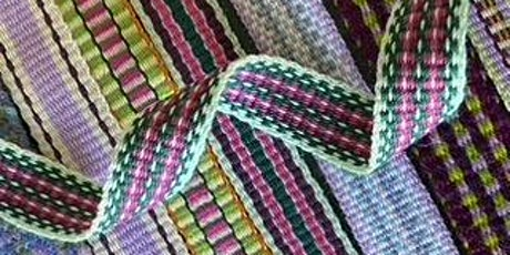 Introduction to Band Weaving on an Inkle Loom tickets