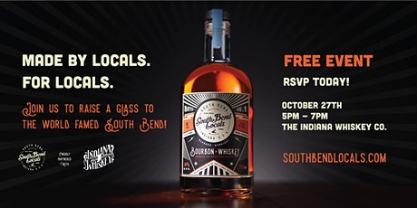 Release Party: South Bend Locals : Batch No.1 tickets
