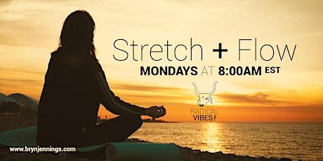 Stretch + Flow tickets