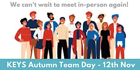 KEYS Autumn Team Day tickets