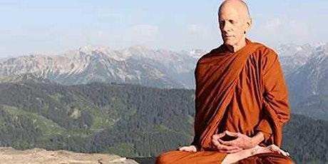 Meditation on the Five Aggregates with Bhante Yogavacara Rahula tickets