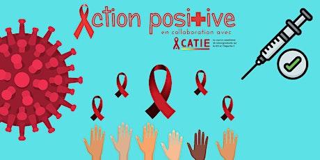 Vaccination, variants et 4e vague  et les impacts sur le VIH billets
