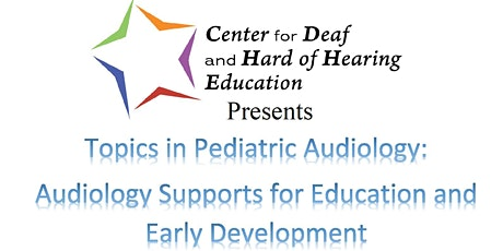 Topics in Pediatric Audiology tickets
