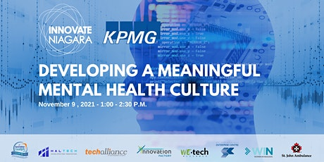 Developing a Meaningful Mental Health Culture tickets