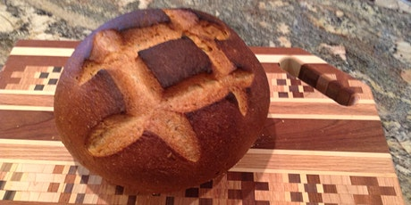 Internet Baking Series - Rye Bread with Bill the Baker tickets
