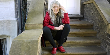 Professor Mary Beard: in conversation entradas
