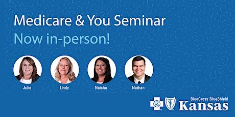 Medicare & You Seminar tickets