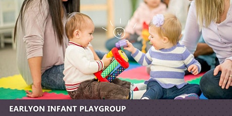 EarlyON Infant Playgroup tickets