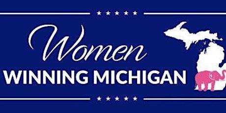 Women Winning Michigan, New Hudson tickets
